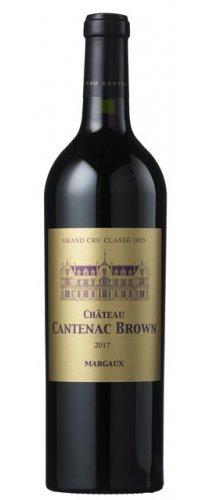 Chateau Cantenac Brown 2017