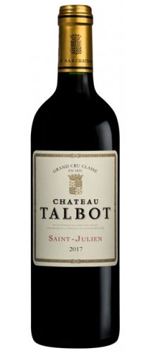 Chateau Talbot 2017